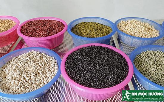 ngũ cốc cho người ăn kiêng an mộc hương