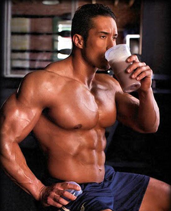 ngũ cốc ăn liền cho người tập gym