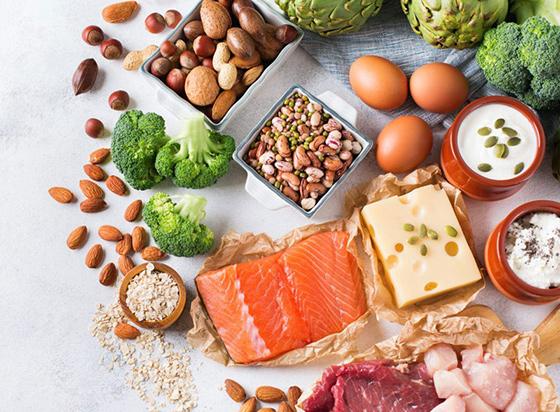 bầu 3 tháng nên bổ sung các loại thực phẩm giàu protein